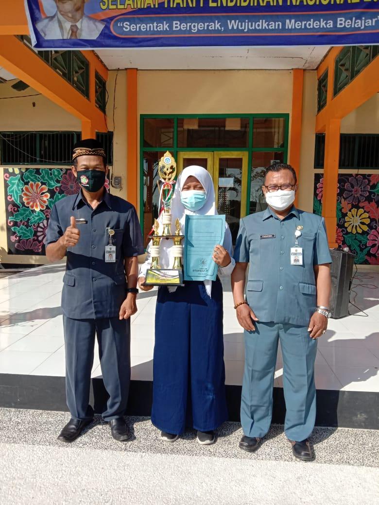 Juara 1 Lomba KSN tk. Kabupaten Demak