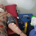 Donor darah tgl 01 September 2021
